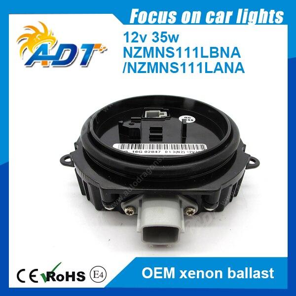 12V 35W D1 D3 HID Xenon Ballast blocks ignition replacment For Nissan Murano 2003-2010 NZMNS111LBNA;NZMNS111LA