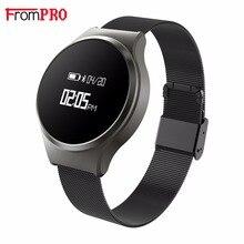 Новый Smart Band A68 Водонепроницаемый умный Браслет Bluetooth часы фитнес-браслет артериального давления пульсометр для IOS Android