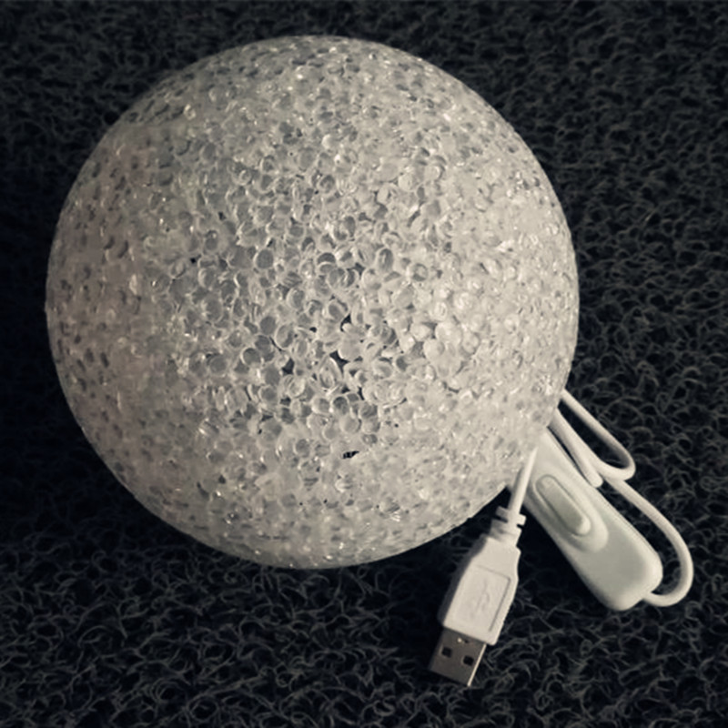 Brainwave Meditation Plastic Lamp Brainwave Device Accessories Magic Light For Mind Training