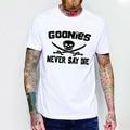 Балбесы никогда не говори Die футболки хлопок о шеи парня с коротким рукавом Camisetas tshirt мужские тис бесплатная доставка размер евро