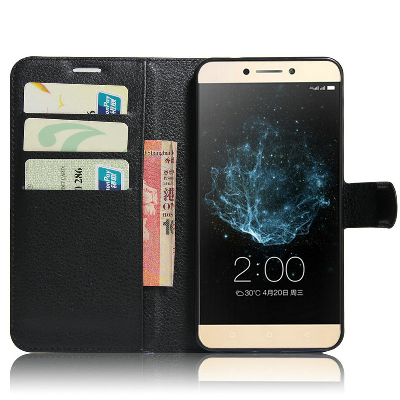 Wallet Flip Leather <font><b>Case</b></font> For <font><b>Letv</b></font> <font><b>LeEco</b></font> <font><b>Le</b></font> <font><b>S3</b></font> <font><b>X522</b></font> X622 X626 5.5