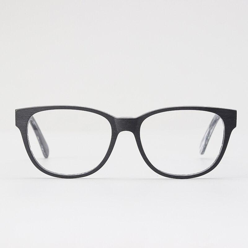 Brillen Acetat M3211 c10 Retro Licht c9 Vintage C8 Gläser Computer Objektiv Blau Mit Männer Dioptrien Übergang Holzmaserung Optische AtxrBwAq6