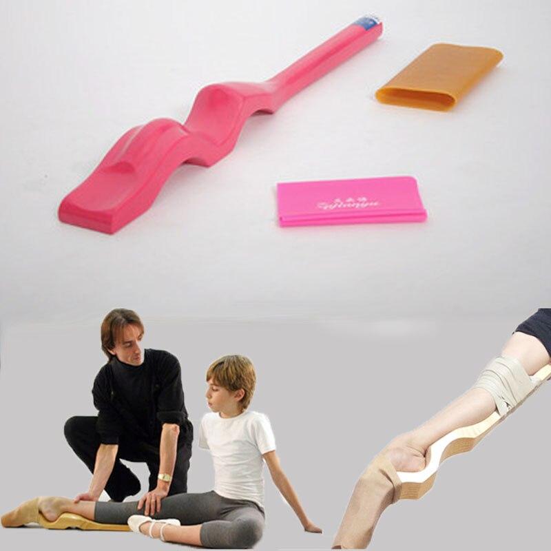 Pied de Ballet rose chaud extensible pour danseur de Ballet professionnel pratique civière accessoires de Ballet professionnel pour les filles femmes