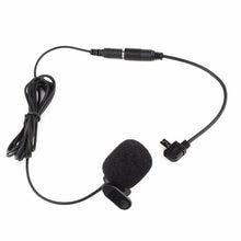 Mayitr Новый 35 мм черный мини микрофон 30 Гц 15 кГц адаптер