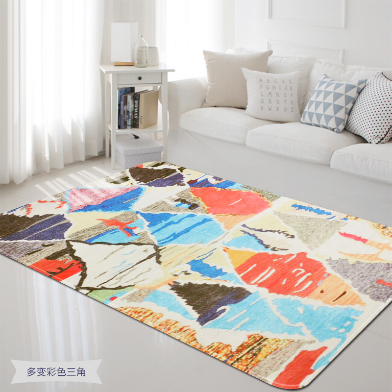 Modern Geometric Abstract Carpets for Living Room Home Decor Carpet Bedroom Coffee Table Rugs Study Beside Soft Floor Mat RugModern Geometric Abstract Carpets for Living Room Home Decor Carpet Bedroom Coffee Table Rugs Study Beside Soft Floor Mat Rug
