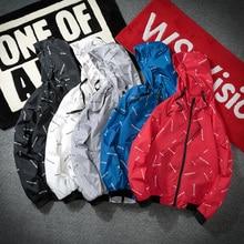 b Shiny Metallic Waterproof Hip Hop Jacket Men Dropshoulder Mens Jacket Hooded Streetwear Jackets for Man Gold Silver цена