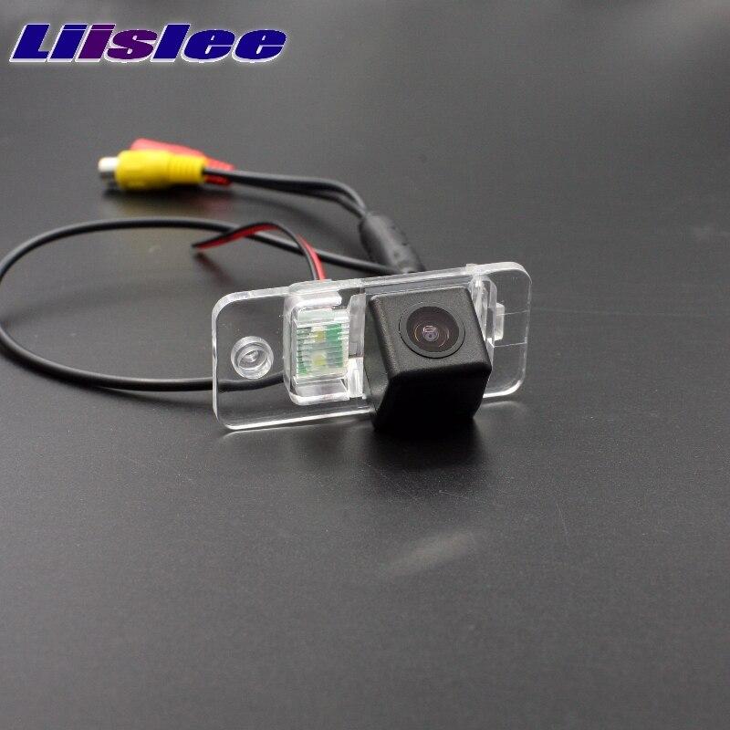 Liislee Автомобильная камера заднего вида для Audi A4 S4 RS4 2001~ 2008 Высокое качество LiisLee Резервное копирование Водонепроницаемая CCD камера ночного видения Автомобильная камера