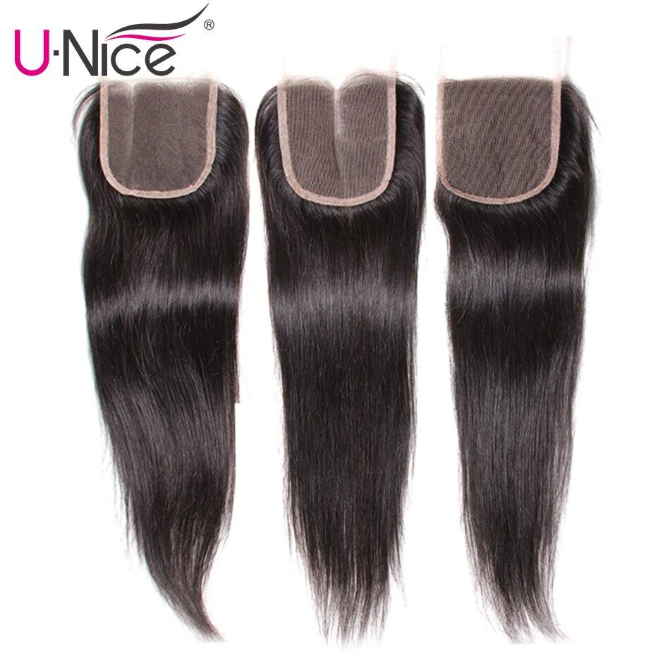 HTB1jWw.aOnrK1Rjy1Xcq6yeDVXaT UNice Hair Peruvian Straight Hair 3 Bundles With Closure High Ratio Lace Closure 4/5PCS Swiss Lace Human Hair Weave Remy Hair