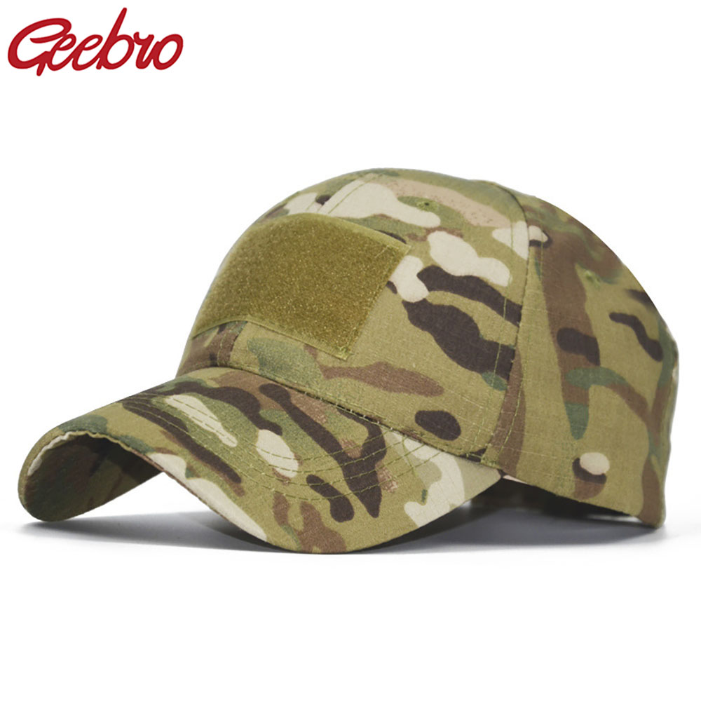 Digital Camo Special Force Tactical Operator hat Contractor SWAT Baseball Hat Cap US Military cap Baseball Caps Hat image