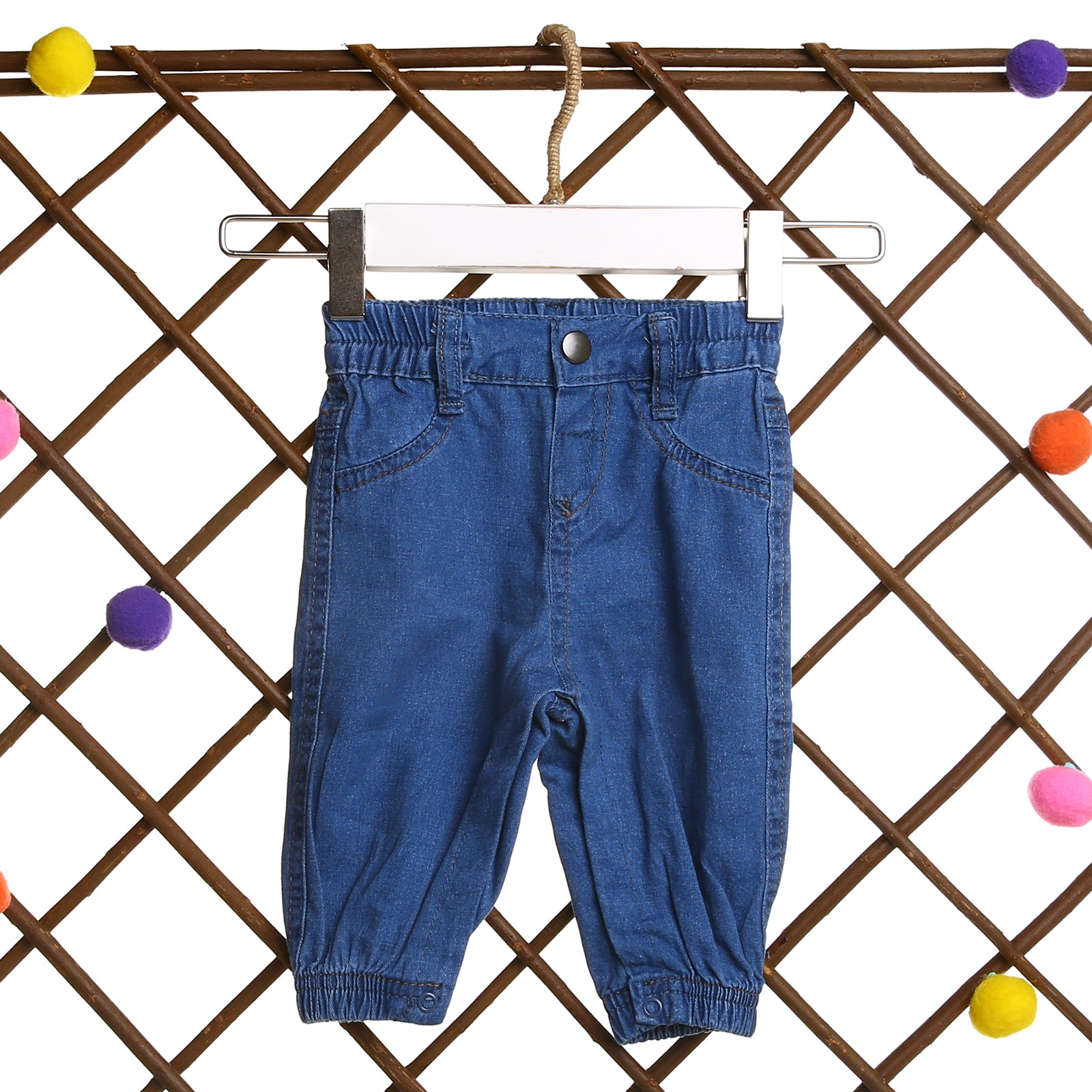 Ebebek HelloBaby Texture Trousers