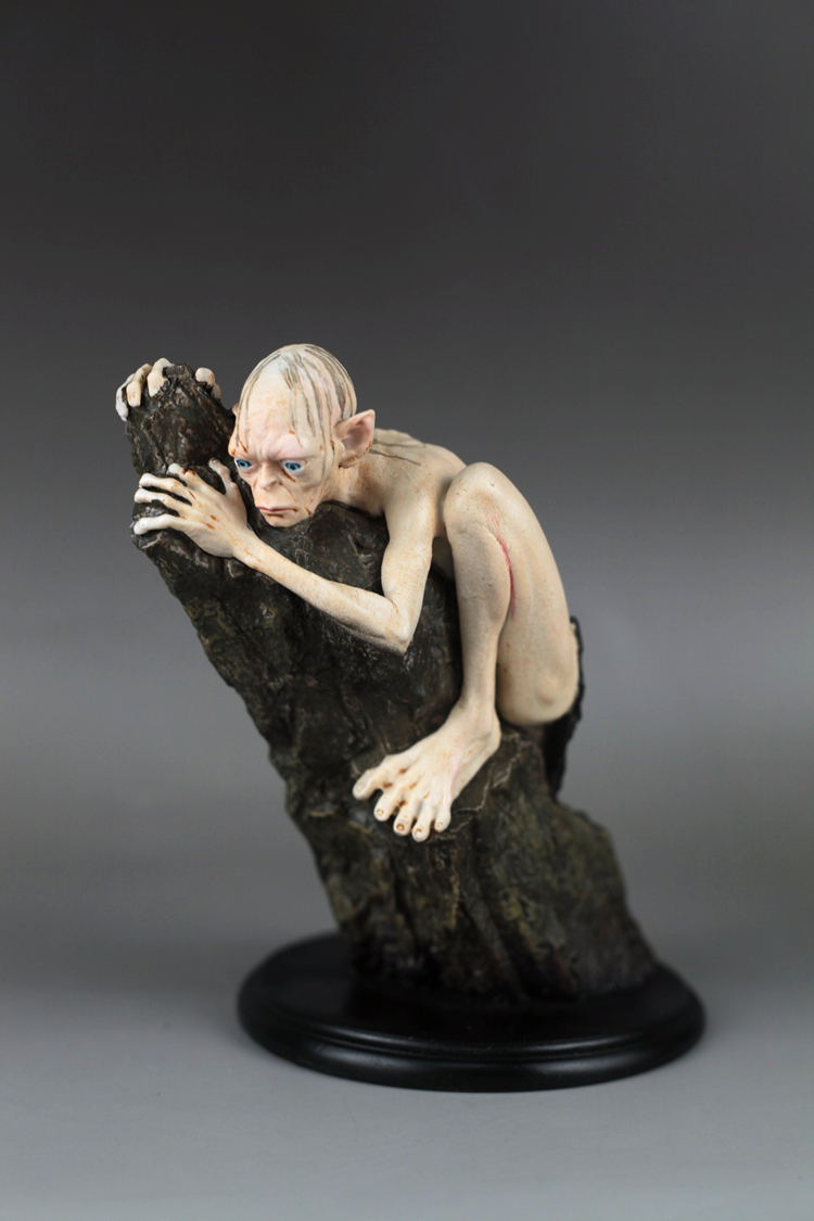 Lord of the Rings toy Gollum action figure Hang Furnishing articles The Hobbit statue Keepsake hallmark toys model best gift ...