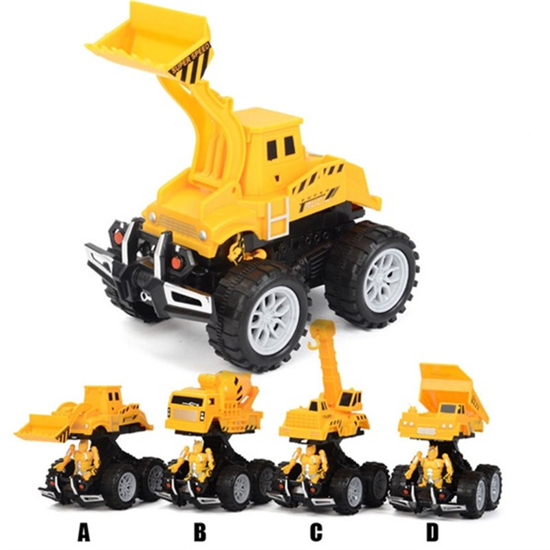 2017 * Funny toy 1:3 Engineering Vehicle Model Wheel Plastic Diecast For Kids Car Toy