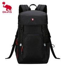 OIWAS 24L burglarproof Пряжка Дизайн ноутбук рюкзак 3D поддерживающая система переноски путешествия рюкзак унисекс