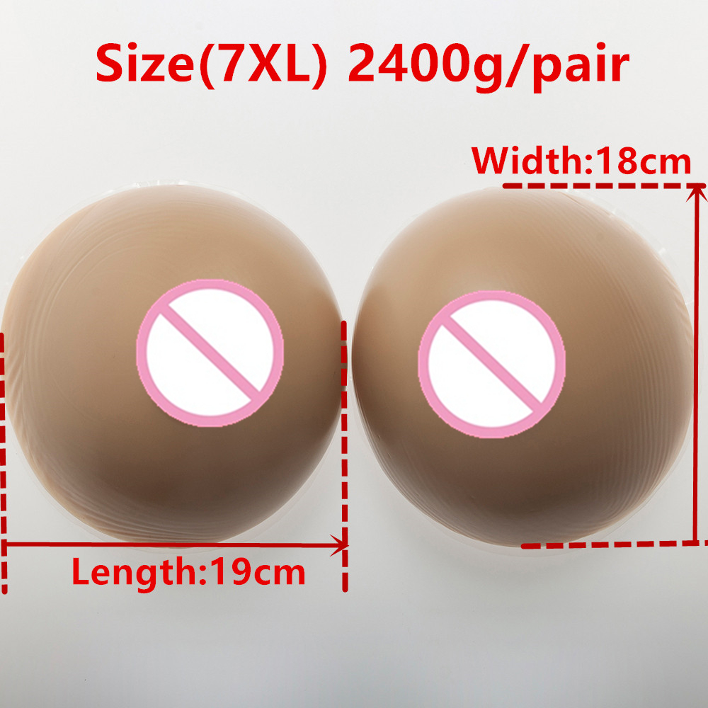 CD TD Breast Form Tits 2400g Big Silicone Breast Drag Queen Artificial Breasts Artificial Fake False Boobs Enhancer for 2400g pair silicone with bra teardrop shape false breast form for cross dresser false boobs fake tits drag queen she male