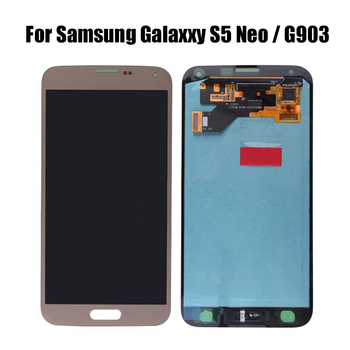 AMOLED For Samsung-Galaxy S5 Neo G903 LCD Display Touch Screen Digitizer Assembly For S5neo SM-G903M G903 G903F G903M With Tools image