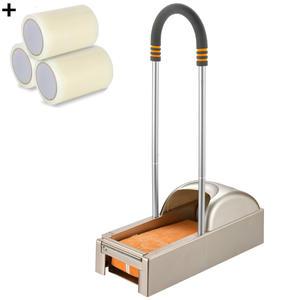 Shoe-Cover-Machine Membrane-Dispenser Disposable Automatic Hands-Free Rain with Film
