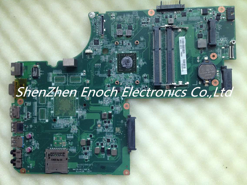 A000244210 For Toshiba Satellite C75D L75D Laptop Motherboard Integrated DA0BD9MB8F0
