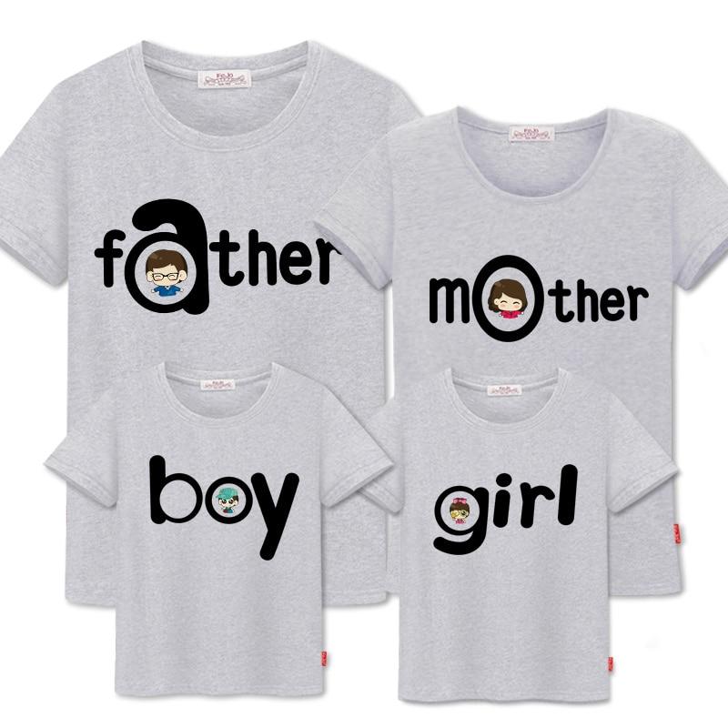 Подходящие наряды для всей семьи Summer - Детская одежда