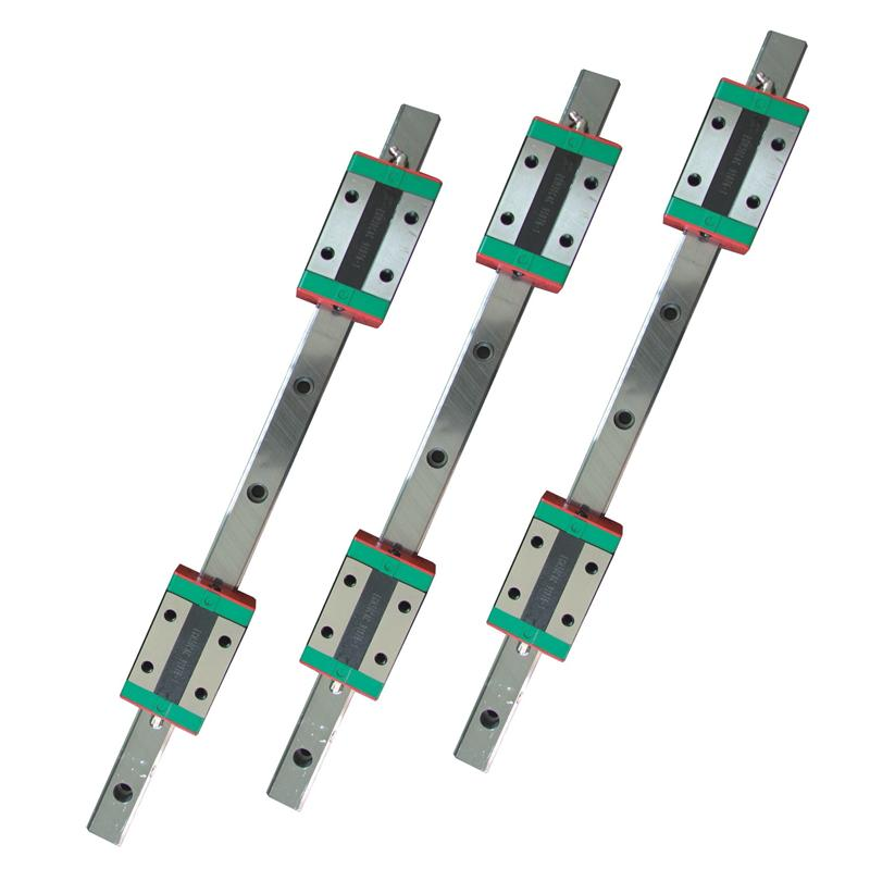 цена на Free shipping CNC HIWIN EGR15-1200MM 1PCS EGR15-440MM 1PCS EGH15C 4PCS Block linear guide from taiwan