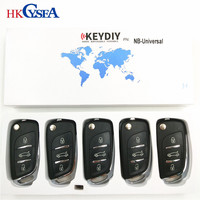 5pcs KEYDIY Original KD900 Key Programmer NB Universal Multi Functional DS Style Remote Suitable For All