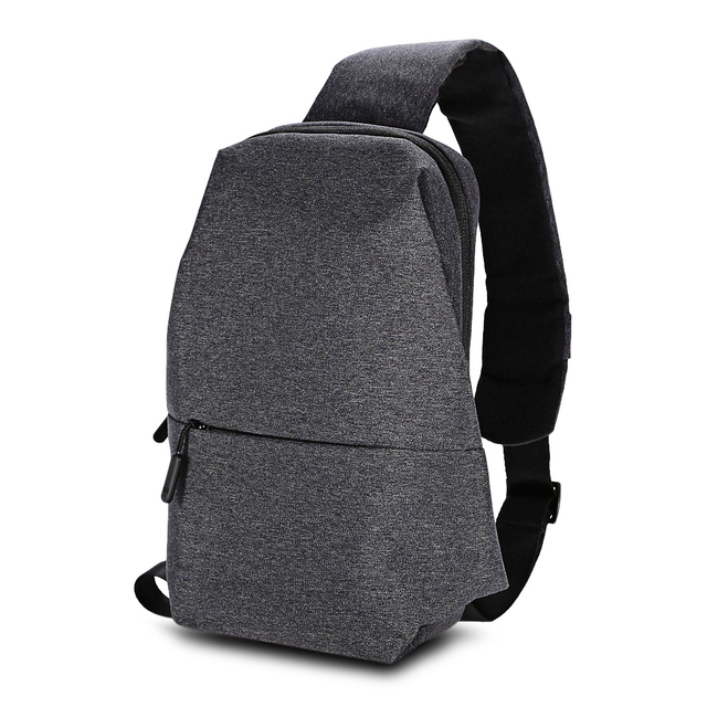 6d5848d24 4L Polyester Sling Bag Leisure Sports Outdoor Bag Cycling Camping Hiking  Climbing Waterproof Nylon Crossbody Shoulder