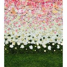 thin vinyl Photography Backdrop Wedding flowers Custom Photo backgrounds  1.5X2.2m CM-6906