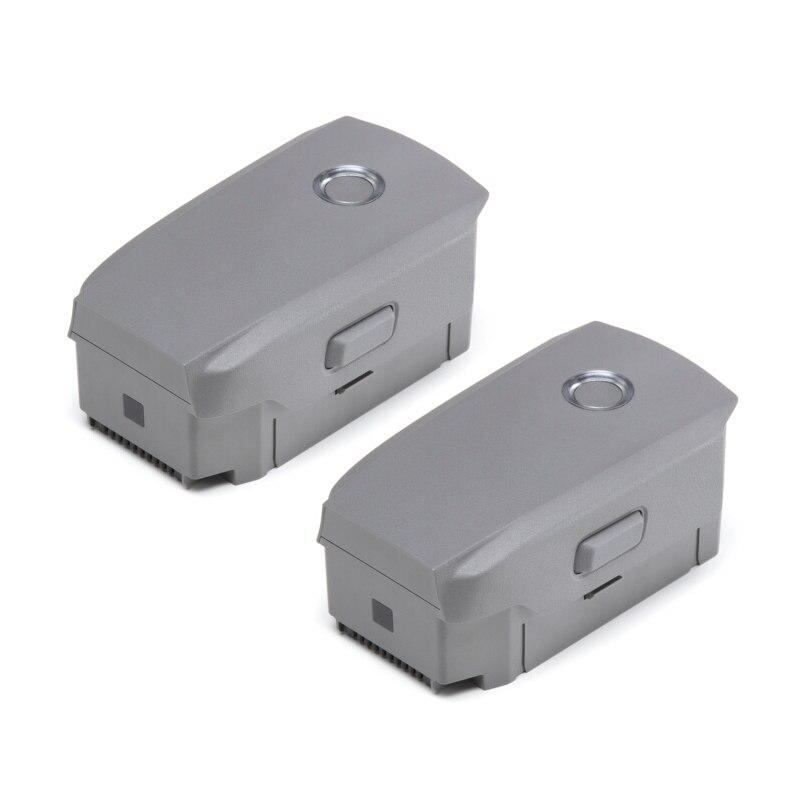 2 pcs 2 Mavic Originais Bateria de Vôo Inteligente Max Tempo de Vôo de 3850 mAh 15.4 V DJI Mavic 2 31-min Zoom pro
