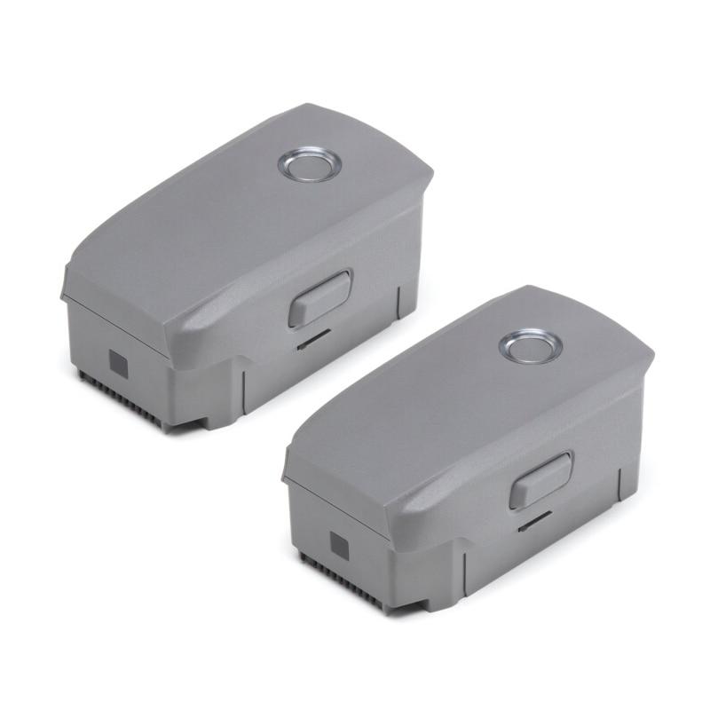 2pcs Original Mavic 2 Intelligent Flight Battery Max 31-min Flight Time 3850mAh 15.4V DJI Mavic 2 Zoom Pro