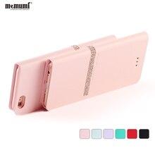 Memumi Luxury Rhinestone чехол для iPhone6/6 s 4.7 «ультра тонкий чехол для iPhone 6S/iphone6 полный защитный для Apple IPhone 6S случае