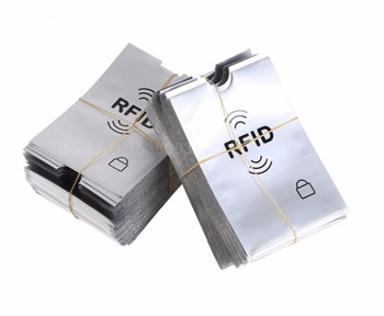 10 sztuk RFID 13 56 mhz karty IC ochrona NFC ekranowany karty rękawem zapobiec nieautoryzowanego skanowania tanie i dobre opinie HVTSQGJ