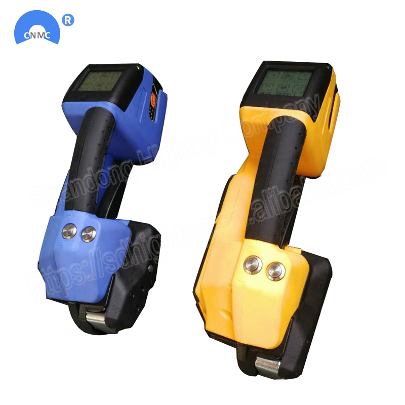 Automático Alimentado Por Bateria Ferramentas De Cintas De Plástico Para PET PP 13mm/16mm Elétrica Máquina De Embalagem
