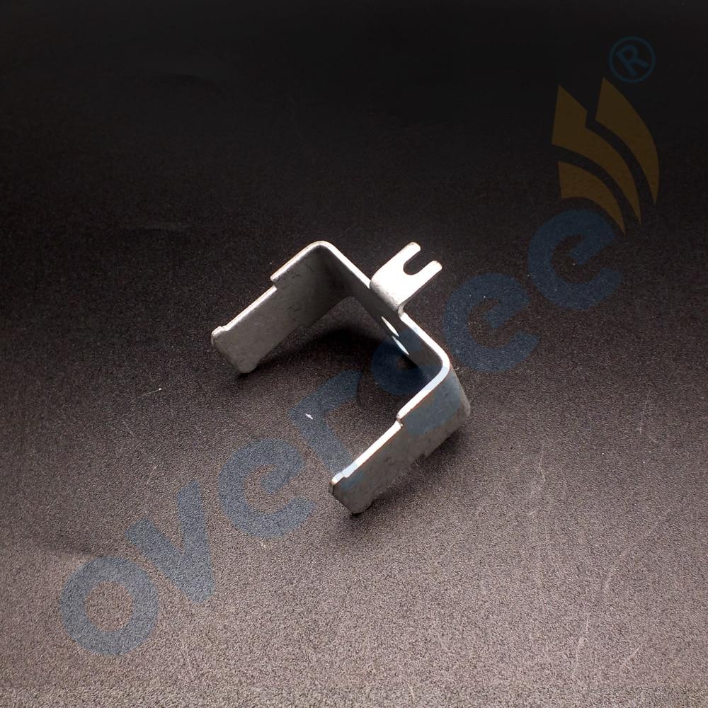 61T-81945-00 Hors-Bord Moteur Relais Commutateur Plaque Remplace pour Yamaha Moteur Hors-Bord 25HP 30HP 61N 61 T 69 S
