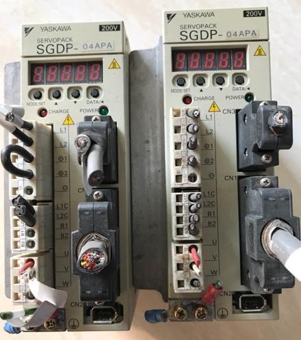 SERVOPACK SGDP-04APA Used & Tested WorkingSERVOPACK SGDP-04APA Used & Tested Working