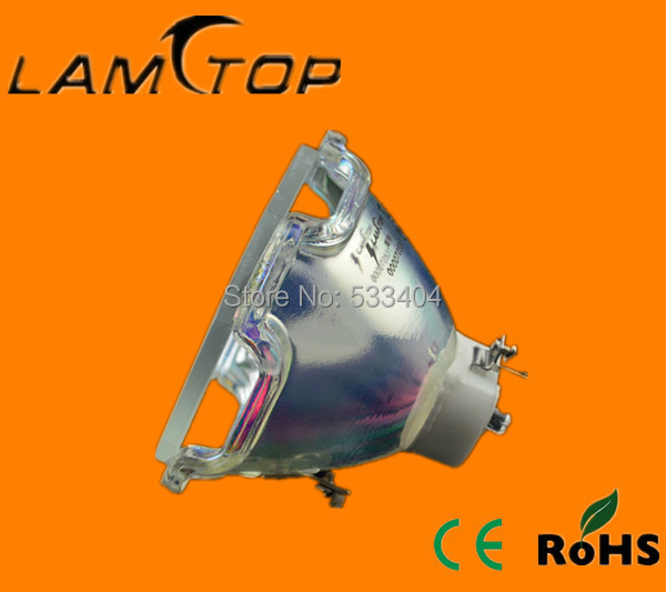 Free shipping High quality Lamtop Compatible replacement bare projector bulb for  XL6600LU lamtop bare projector lamps projector bulb elplp28 v13h010l28 fit for emp tw500 free shipping