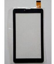 """Gratis Película + Nuevo Digitalizador de pantalla Táctil Para 7 """"TM-7096 TEXET x-pad NAVI 7.3 3G TM-7849 Tablet Sensor de Cristal de reemplazo del panel"""