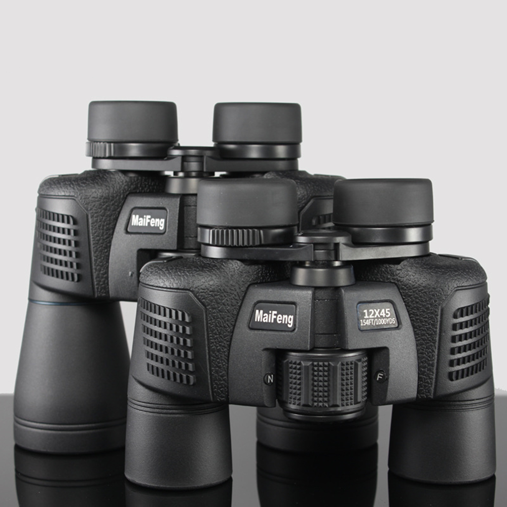 High Definition High Power Field Glasses Binoculars Telescope Nitrogen Filled Waterproof Environmental Vision Scope 12X45 16X50