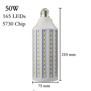 Светодиодная лампа E27 B22 E40, E26, 110 В, 220 В, 40 Вт, 50 Вт, 60 Вт, 80 Вт, 100 Вт