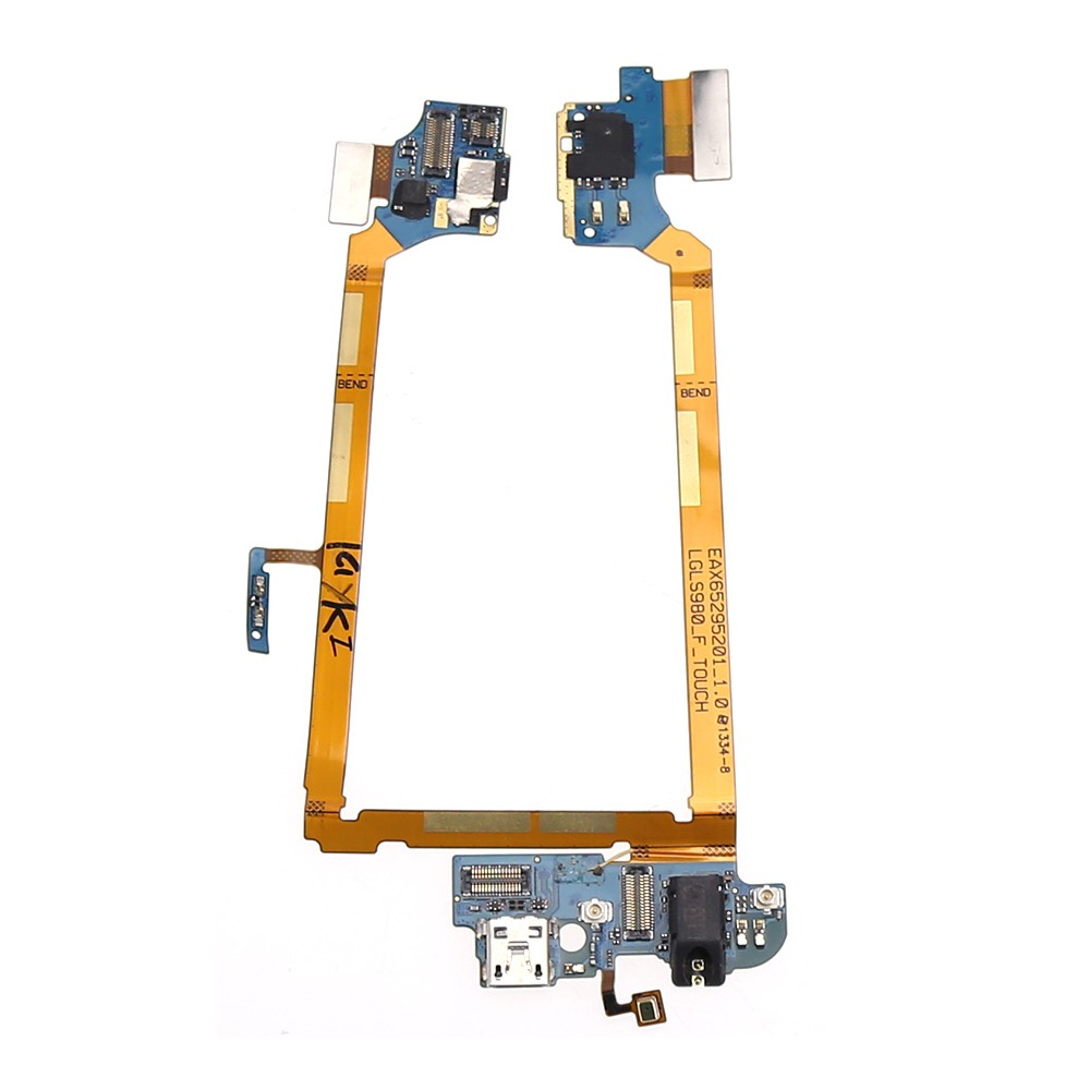 Original for LG Optimus G2 LS980 VS980 D800 D801 D803 D802 Charging USB Port  Connector Flex