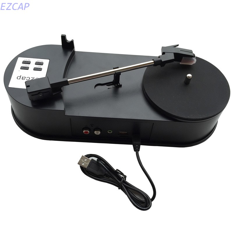 2017 new Vinyl to mp3 converter, convert vinyl turntable to usb flash disk directly, no pc required.  Free shipping