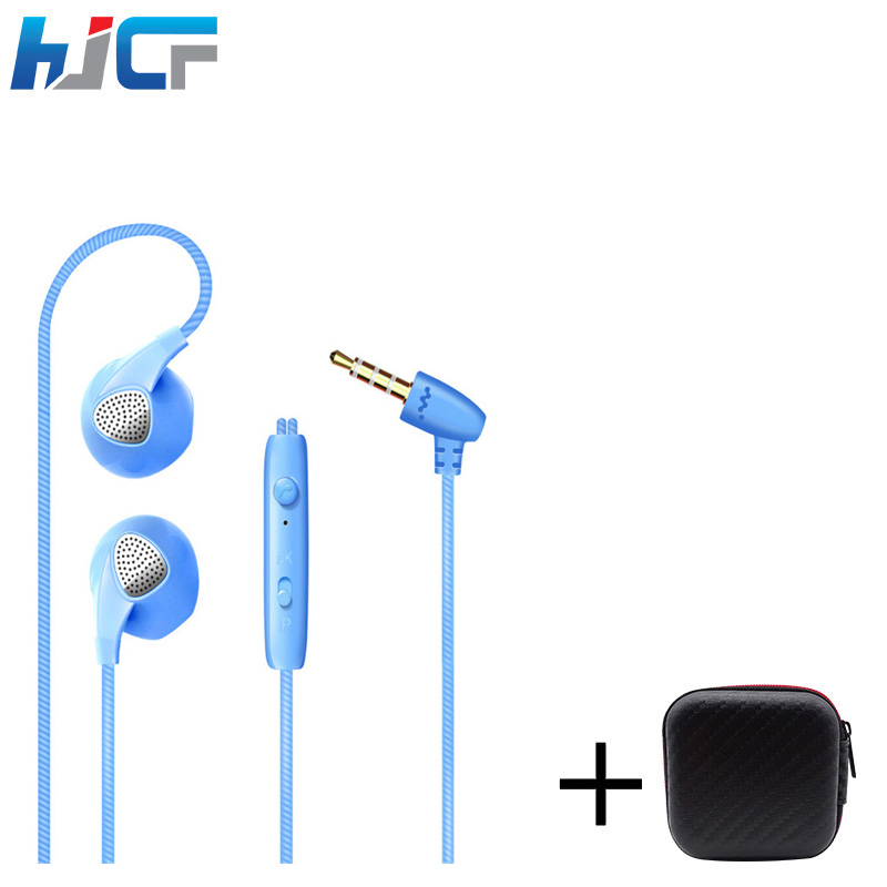 Hot Sale High Quality HiFi Stereo In-Ear Earphones Noise Cancelling Bass Headset with Microphone Auriculares for MP3,Phone