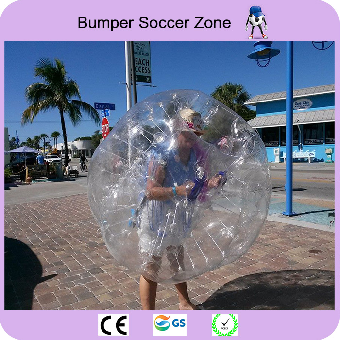 Free Shipping 1.7m Bumper Ball Zorb Ball Bubble Inflatable Human Hamster Ball Bubble Soccer Ball For Adult Tall People Big Size