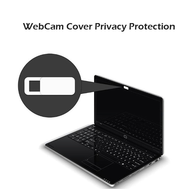 3 PCS/Set Laptop Sticker Webcam Cover Privacy Protection Shutter Ultra Thin Slider Camera Shield For MacBook Tablet Phone