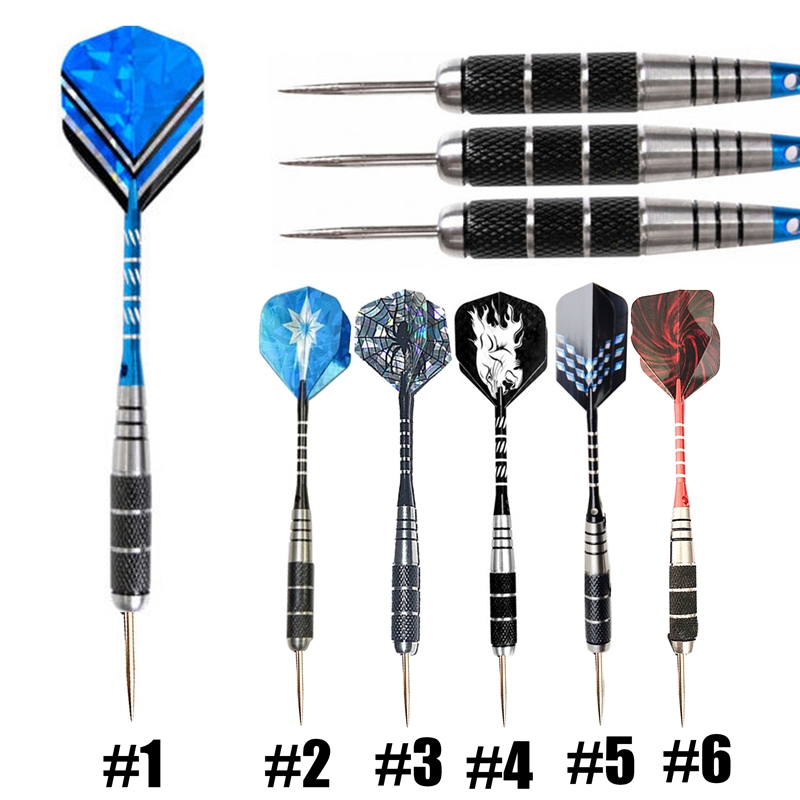 5 x SETS of HARROWS RAPIDE EXTRA STRONG DART FLIGHTS 100 MICRON NEW 2016