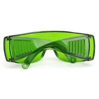 NEW IPL Green 200 2000NM Laser Light Protection Safety Glasses Goggles OD 4 With Box Workplace