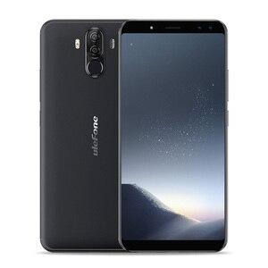 Image 3 - Ulefone güç 3S 4G LTE cep telefonu Android 7.1 MTK6763 Octa çekirdek yüz kimlik parmak izi akıllı telefon 6 inç 4GB + 64GB 6350mAh 16MP