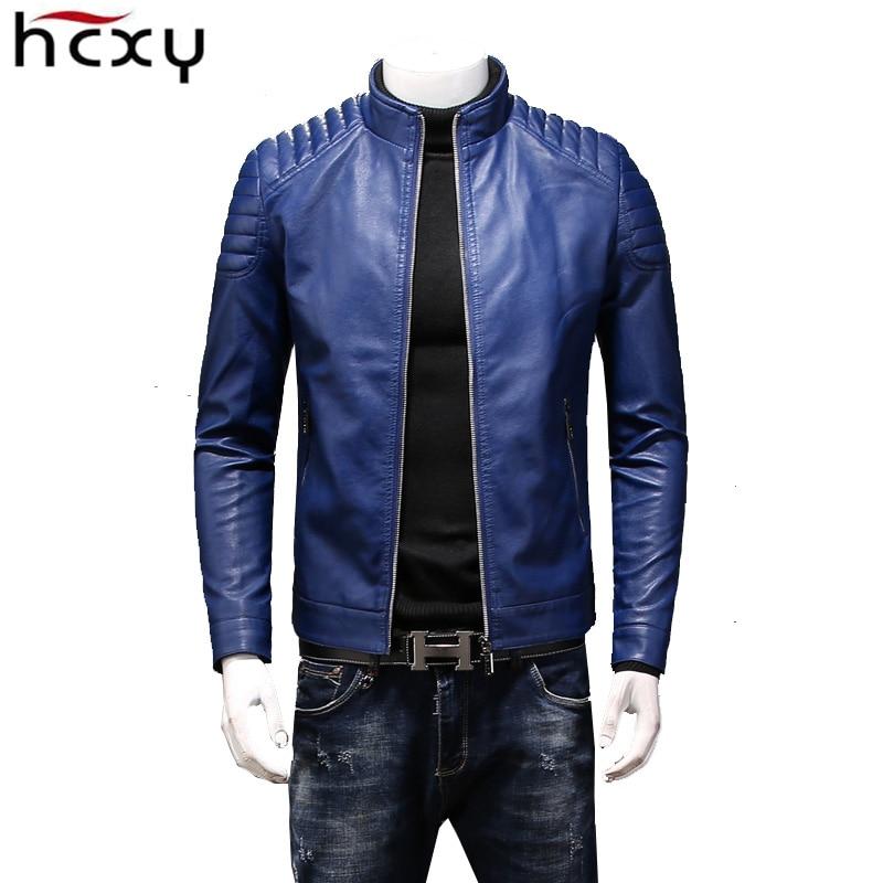 New 2018 Brand Male Cotton Shirt Loose Plus Size Men Moto Biker Hip Hop Style Bomber