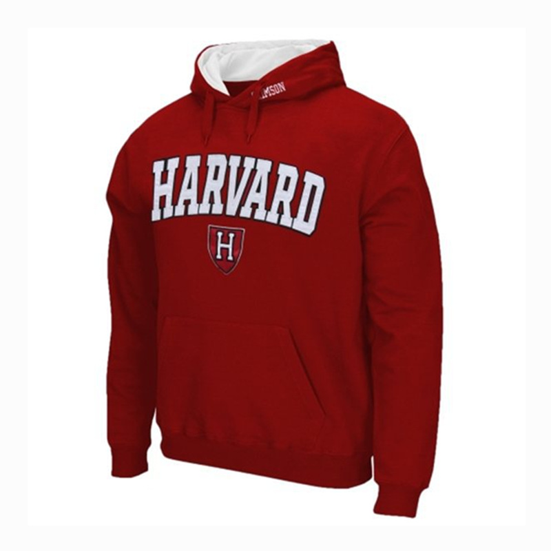 2017 Brand Fashion Men Embroidery Sweatshirt Letter Harvard University Print Slim Fit Pullover font b Hoodies
