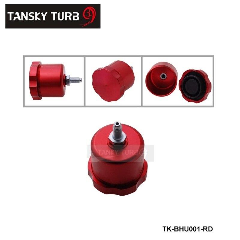 Гоночный автомобиль Гидравлический Дрифт ралли ручной тормоз масляный бак для жидкости резервуар E-brake EP-BHU001 - Название цвета: Красный