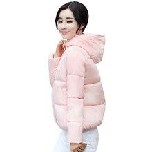 2017 Casual New Autumn Women's Winter Jacket Coat Parka Lady Duck Down Jacket Female Standard Jacket Short Down Jacket for Women