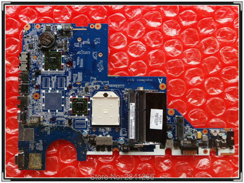 592809-001 for hp cq62 G62 CQ42 laptop motherboard g42 g42 notebook da0ax2mb6e1 rev: and 100% tested with good appreance свитер ming di ming di mi056emngt91